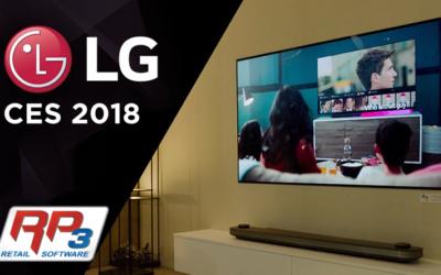 LG CES 2018