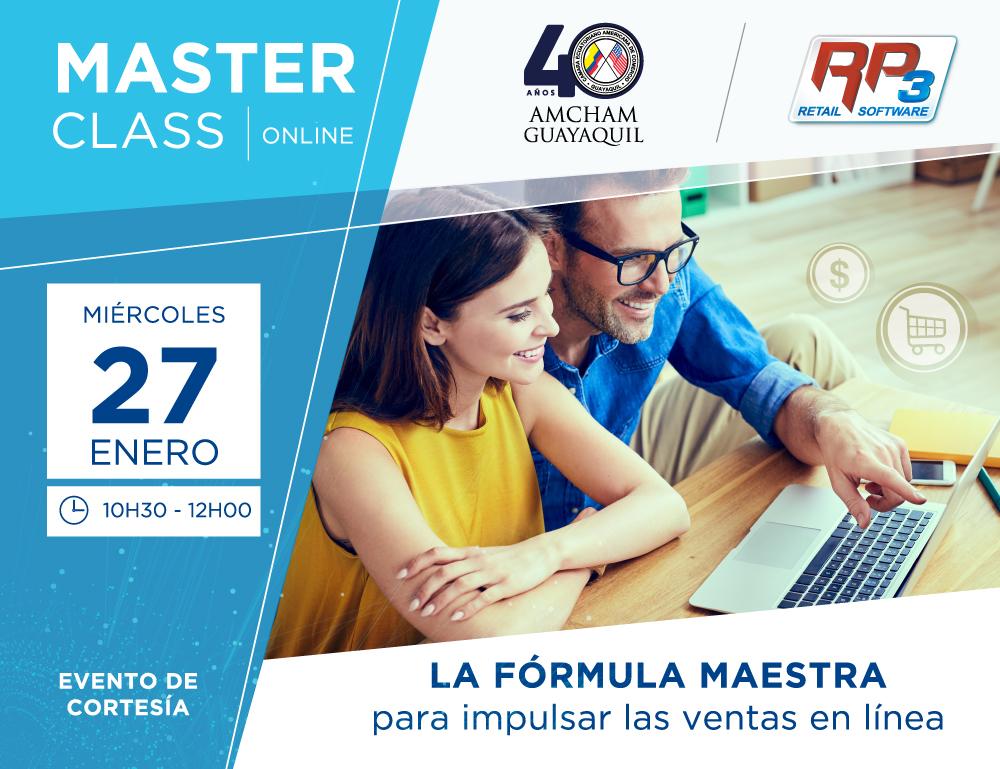 MasterClass Ecommerce